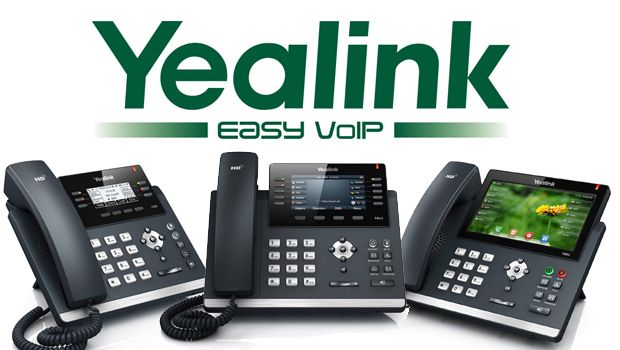 Yealink phones selection